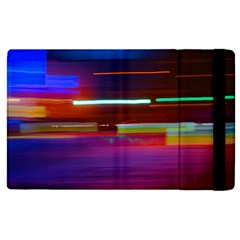 Abstract Background Pictures Apple iPad 2 Flip Case