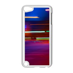 Abstract Background Pictures Apple Ipod Touch 5 Case (white)