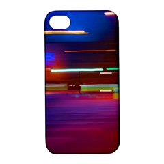 Abstract Background Pictures Apple iPhone 4/4S Hardshell Case with Stand