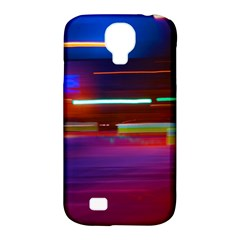 Abstract Background Pictures Samsung Galaxy S4 Classic Hardshell Case (PC+Silicone)