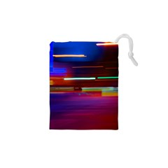 Abstract Background Pictures Drawstring Pouches (XS)