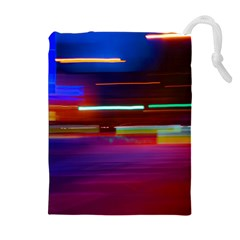 Abstract Background Pictures Drawstring Pouches (Extra Large)