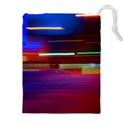 Abstract Background Pictures Drawstring Pouches (XXL)