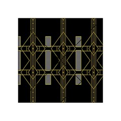 Simple Art Deco Style Art Pattern Acrylic Tangram Puzzle (4  x 4 )