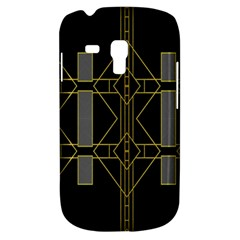 Simple Art Deco Style Art Pattern Galaxy S3 Mini