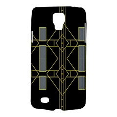 Simple Art Deco Style Art Pattern Galaxy S4 Active