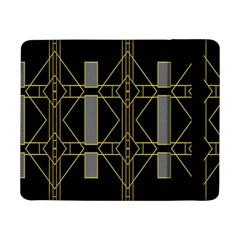 Simple Art Deco Style Art Pattern Samsung Galaxy Tab Pro 8 4  Flip Case