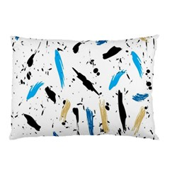 Abstract Image Image Of Multiple Colors Pillow Case (Two Sides)