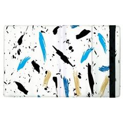 Abstract Image Image Of Multiple Colors Apple Ipad 3/4 Flip Case