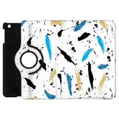 Abstract Image Image Of Multiple Colors Apple Ipad Mini Flip 360 Case