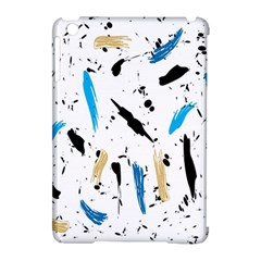 Abstract Image Image Of Multiple Colors Apple Ipad Mini Hardshell Case (compatible With Smart Cover)