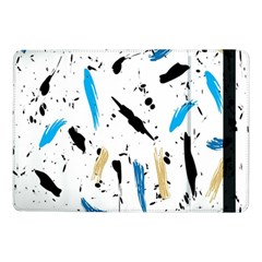 Abstract Image Image Of Multiple Colors Samsung Galaxy Tab Pro 10 1  Flip Case