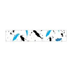 Abstract Image Image Of Multiple Colors Flano Scarf (mini)