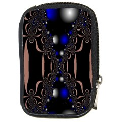 An Interesting Mix Of Blue And Other Colours Balls Compact Camera Cases
