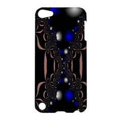 An Interesting Mix Of Blue And Other Colours Balls Apple Ipod Touch 5 Hardshell Case