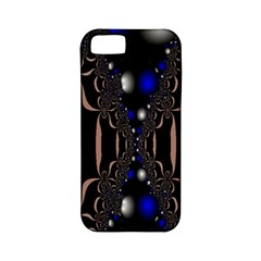 An Interesting Mix Of Blue And Other Colours Balls Apple iPhone 5 Classic Hardshell Case (PC+Silicone)