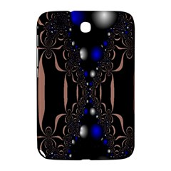 An Interesting Mix Of Blue And Other Colours Balls Samsung Galaxy Note 8 0 N5100 Hardshell Case