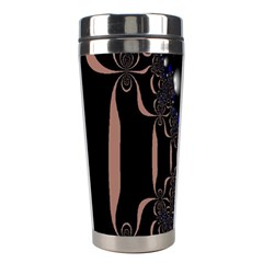 An Interesting Mix Of Blue And Other Colours Balls Stainless Steel Travel Tumblers