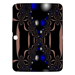 An Interesting Mix Of Blue And Other Colours Balls Samsung Galaxy Tab 3 (10 1 ) P5200 Hardshell Case