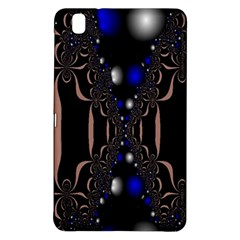 An Interesting Mix Of Blue And Other Colours Balls Samsung Galaxy Tab Pro 8.4 Hardshell Case