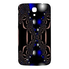 An Interesting Mix Of Blue And Other Colours Balls Samsung Galaxy Mega I9200 Hardshell Back Case