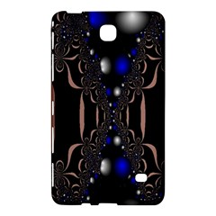 An Interesting Mix Of Blue And Other Colours Balls Samsung Galaxy Tab 4 (8 ) Hardshell Case