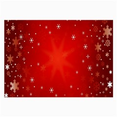 Red Holiday Background Red Abstract With Star Large Glasses Cloth