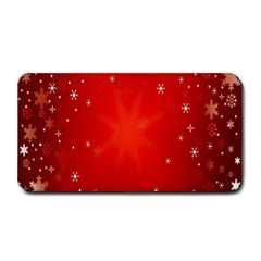 Red Holiday Background Red Abstract With Star Medium Bar Mats