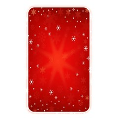 Red Holiday Background Red Abstract With Star Memory Card Reader