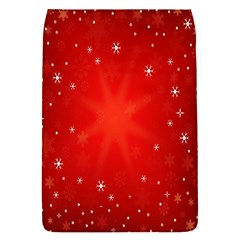 Red Holiday Background Red Abstract With Star Flap Covers (s)