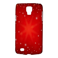 Red Holiday Background Red Abstract With Star Galaxy S4 Active