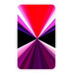 Red And Purple Triangles Abstract Pattern Background Memory Card Reader