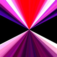 Red And Purple Triangles Abstract Pattern Background Magic Photo Cubes