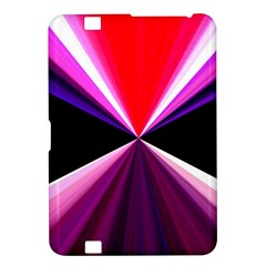 Red And Purple Triangles Abstract Pattern Background Kindle Fire Hd 8 9