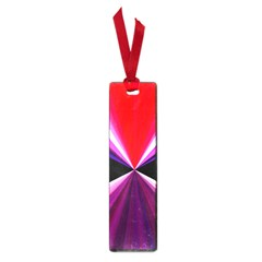 Red And Purple Triangles Abstract Pattern Background Small Book Marks