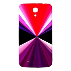 Red And Purple Triangles Abstract Pattern Background Samsung Galaxy Mega I9200 Hardshell Back Case