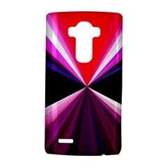 Red And Purple Triangles Abstract Pattern Background Lg G4 Hardshell Case
