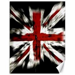 British Flag Canvas 18  x 24