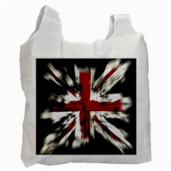 British Flag Recycle Bag (One Side)