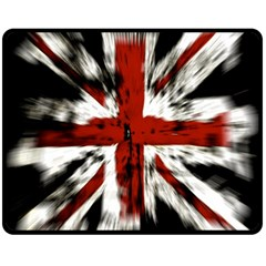 British Flag Fleece Blanket (medium)