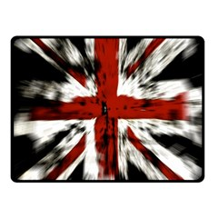 British Flag Fleece Blanket (small)