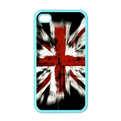 British Flag Apple Iphone 4 Case (color)