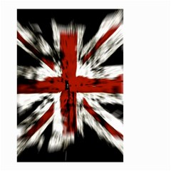 British Flag Small Garden Flag (two Sides)