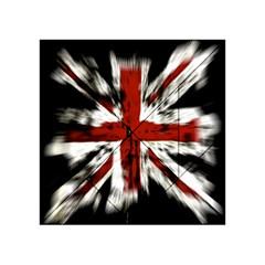 British Flag Acrylic Tangram Puzzle (4  x 4 )