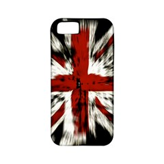 British Flag Apple iPhone 5 Classic Hardshell Case (PC+Silicone)