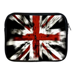 British Flag Apple Ipad 2/3/4 Zipper Cases