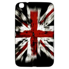 British Flag Samsung Galaxy Tab 3 (8 ) T3100 Hardshell Case