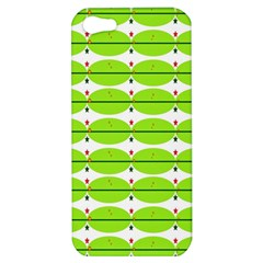 Abstract Pattern Background Wallpaper In Multicoloured Shapes And Stars Apple Iphone 5 Hardshell Case