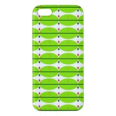 Abstract Pattern Background Wallpaper In Multicoloured Shapes And Stars Apple iPhone 5 Premium Hardshell Case