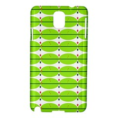 Abstract Pattern Background Wallpaper In Multicoloured Shapes And Stars Samsung Galaxy Note 3 N9005 Hardshell Case